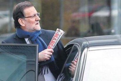 ¿Qué leerá este miércoles 18 de mayo Mariano Rajoy? El diario Marca no ha llegado a los quioscos