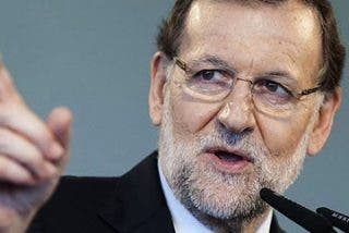 """Mariano Rajoy: """"No creo que sea bueno para España o para el PP que me vaya"""""""