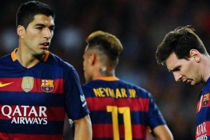 Más problemas para el Barça: Aumentan las distancias entre Neymar y Messi