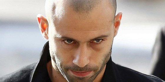 Mascherano se ha puesto en contacto con el Cholo Simeone