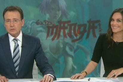 "La broma de Matías Prats sobre ExpoManga: ""Esperemos que no dejen la feria... manga por hombro"""