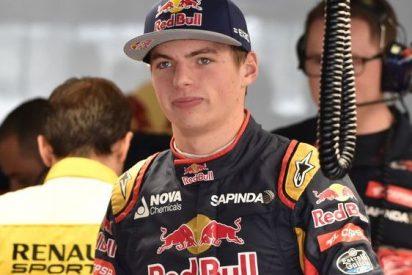 """El holandés Max Verstappen: """"Es increíble, no me puedo creer que he ganado el Gran Premio de España"""""""