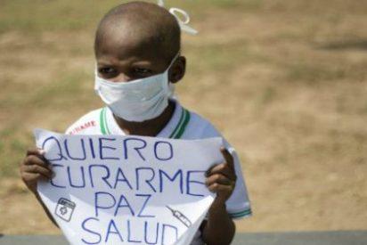 La trágica historia del 'niño de la pancarta' que ha muerto en Venezuela por falta de medicinas