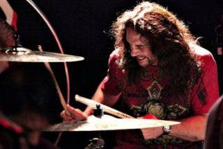 La muerte en el escenario de Nick Menza, exbatería del grupo Megadeth