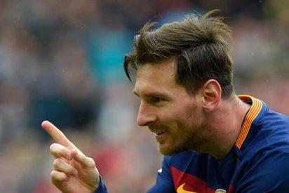 Lo que le dijo Luis Enrique a Messi en su intenso y caluroso abrazo