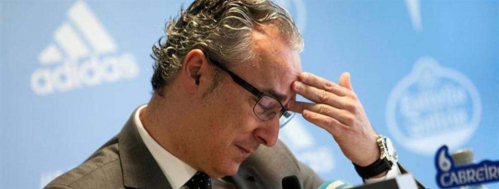 Miguel Torrecilla puede estrenarse... vendiendo un pilar del Betis al Celta