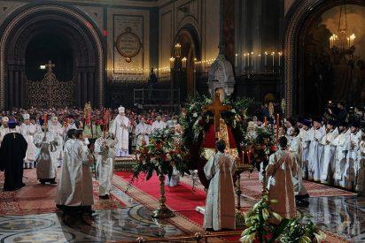 Millones de cristianos ortodoxos celebran la Pascua en todo el mundo