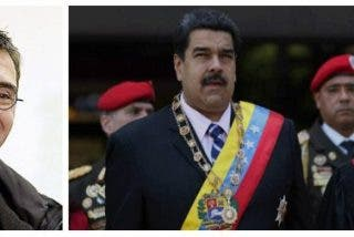 El podemita de los 400.000 euros 'doctoró' a la sicaria de Maduro y Chávez