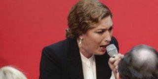 """Estrella Morente canta las cuarenta a los políticos: """"Estamos hartos de que en España no haya diálogo"""""""