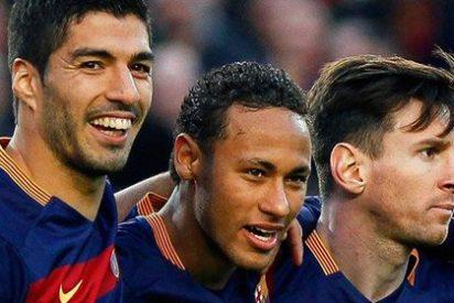 Messi, Suárez y Neymar no sólo brillan en la Liga BBVA por sus goles, también por su 'conectividad'