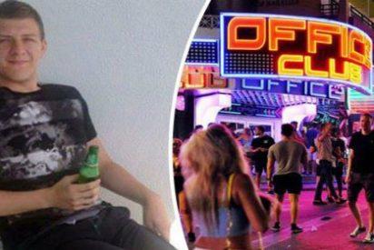 El turista que casi la palma tras tomarse 75 chupitos en un descontrolado bar de Magaluf