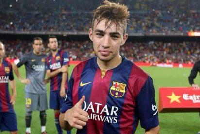 Sorpresa en el Barça con Munir El Haddadi, el inesperado jugador que será el primero en renovar