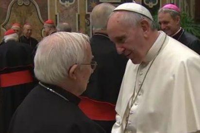 """El Papa recibe a Cañizares días después de su diatriba contra el """"imperio gay"""""""