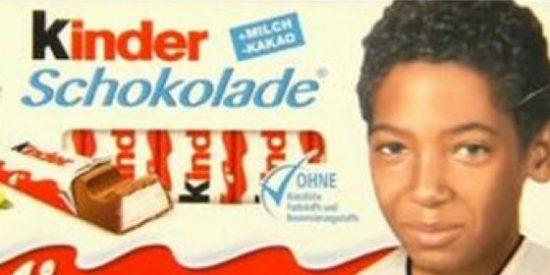 La ultraderecha alemana palidece ante la visión de esta chocolatina