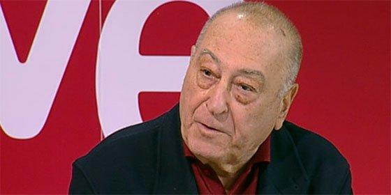 """Nicolás Redondo, el 'otro Corcuera' que se le aparece a Sánchez: """"Voto al PSOE con la nariz tapada"""""""