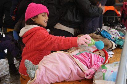 """El Papa: """"Los niños sirios invitan a los niños de todo el mundo a unirse a ellos en oración por la paz"""""""