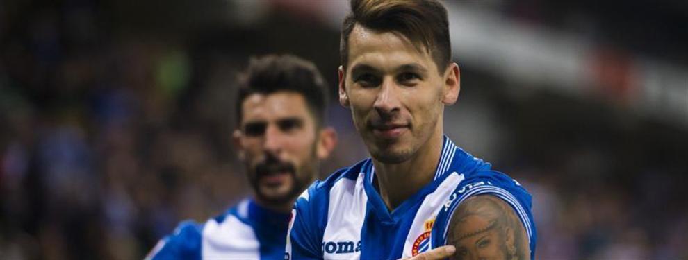 Novedades sobre Hernán Pérez y el Espanyol... ¿tras el derbi con el Barça?