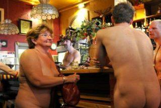 El restaurante nudista de Londres donde todos se pondrán las botas