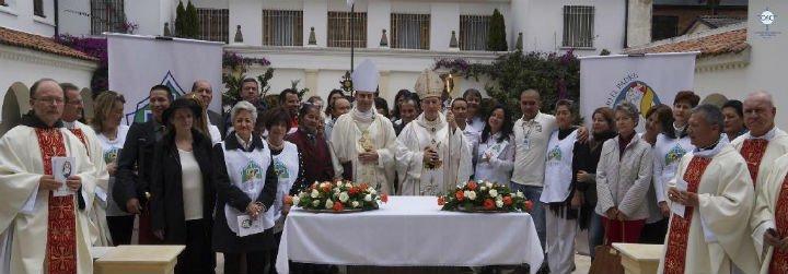 Nunciatura apostólica reunió a víctimas y victimarios