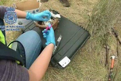 El tesoro enterrado del clan de narcos que han desarticulado en Son Banya