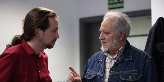 El cansino Anguita irá en las listas de Unidos Podemos en Andalucía