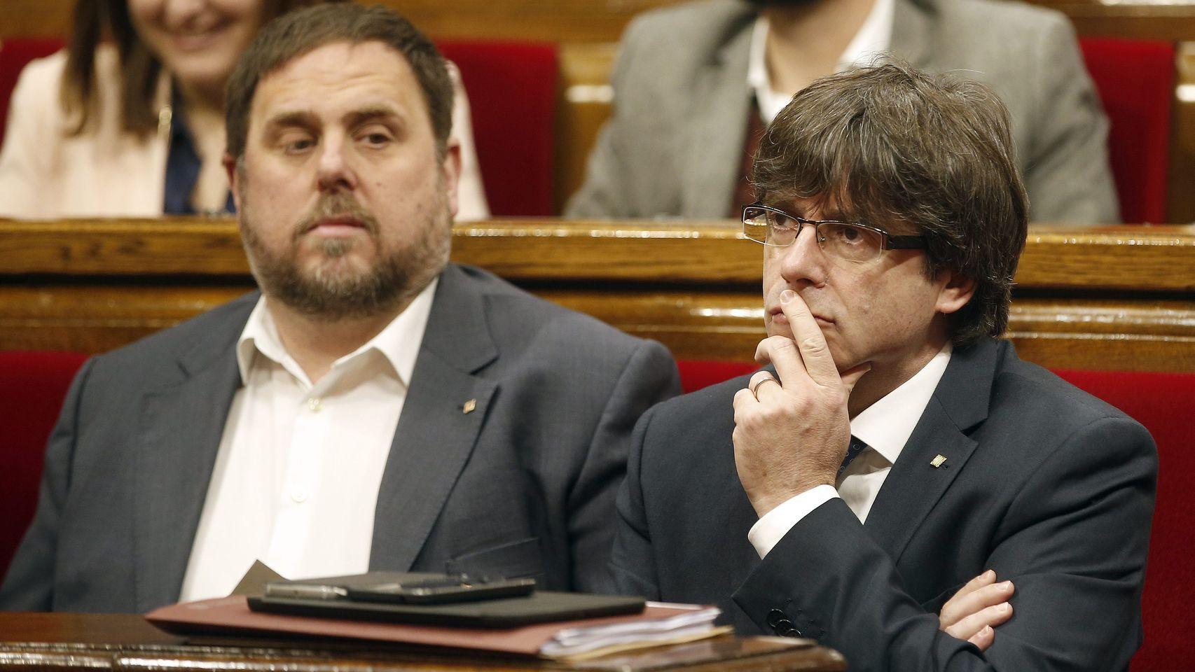 ERC barrería a Convergència en las elecciones catalanas y los podemitas quedarían segundos