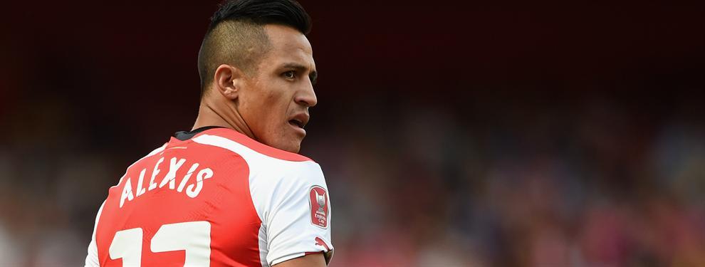 Özil se come a Alexis en el Arsenal: El chileno, señalado y con un pie fuera