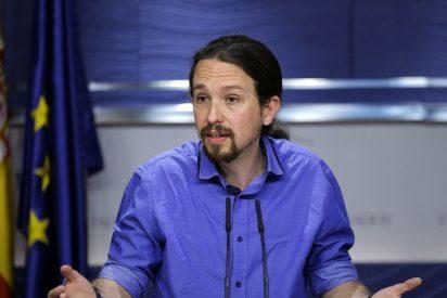 Un exministro chavista deja en pelotas a 'Pablenin' Podemos revelando que Chávez ordenó pagar 6,7 millones a CEPS