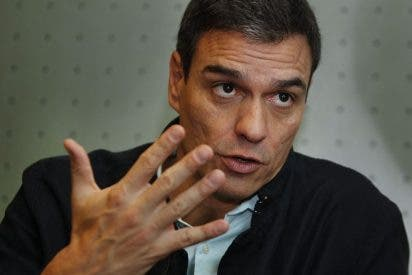 Pedro Sánchez: 'El Emparedado'