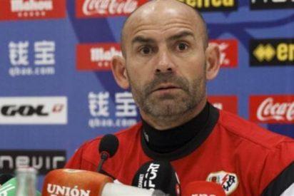 Paco Jémez prepara su salida del Rayo Vallecano disparando con bala