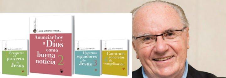 'Anunciar hoy a Dios como buena noticia', nuevo libro de José Antonio Pagola