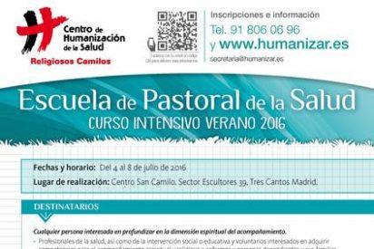 Curso intensivo de Pastoral de la Salud de los Camilos
