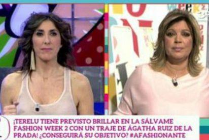 """Máxima tensión entre Paz Padilla y Terelu Campos: """"No puedo decir por dónde me paso lo que has dicho porque es muy ordinario"""""""