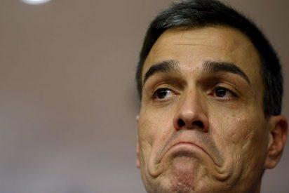 ¡Por fin Sánchez se ha dado por enterado de que su adversario es Iglesias!