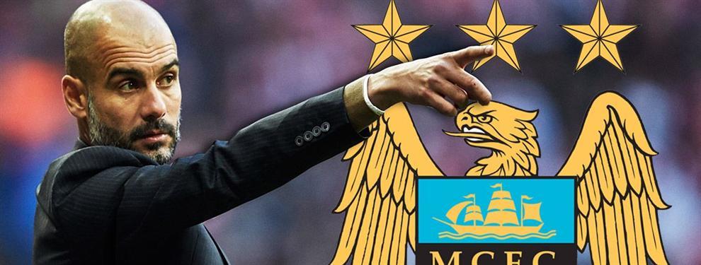 Pep Guardiola elige a un canterano del Barça para ser su ayudante en el City