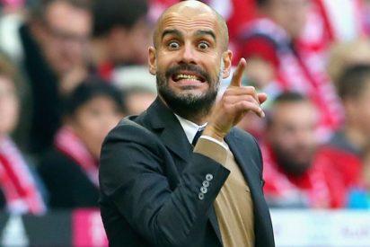 Pep Guardiola y el Bayern tienen muy mal perder y lo demostraron en una muy tensa entrevista