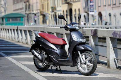Peugeot Tweet Allure, un scooter exclusivo