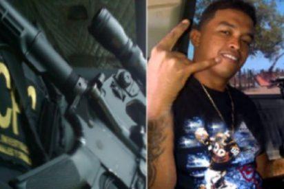 [VÍDEO] La Guardia Bolivariana acribilla al feroz 'Osama bin Laden venezolano'