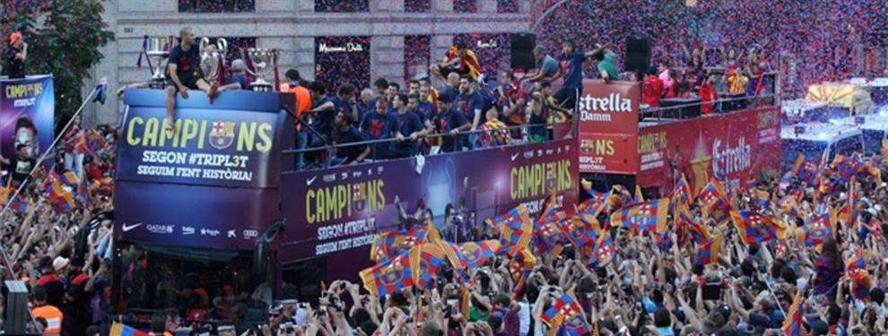 ¡Polémica en España! Quieren quitarle un par de títulos al Barcelona