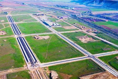 Rebaja media del 42 % en el precio del suelo y facilidades para el asentamiento de empresas en Castilla y León