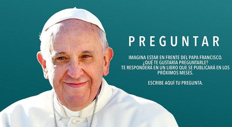 El Papa responderá en un libro las preguntas de jóvenes del mundo
