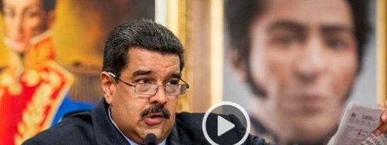 """Maduro pierde los papeles y ataca a la prensa española con más fiereza: """"Así se escupe contra la verdad"""""""