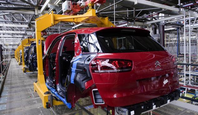 PSA otorga la fabricación de un nuevo modelo a la factoría de Vigo