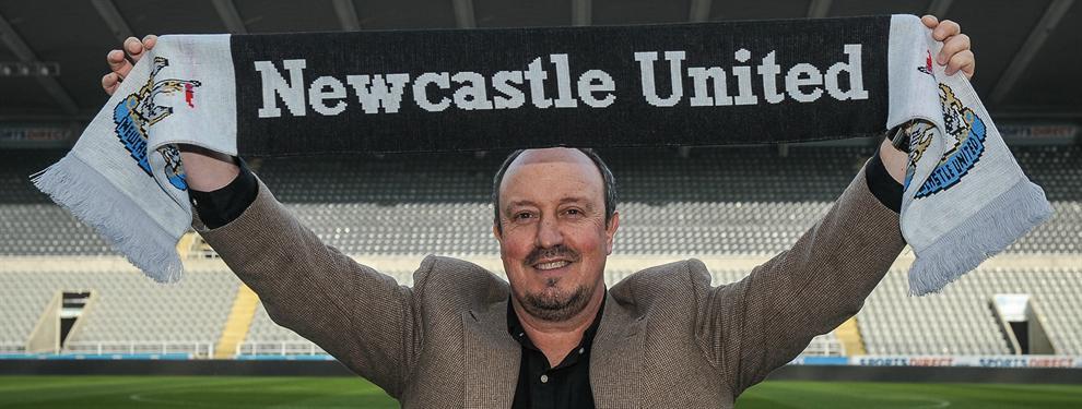 Rafa Benítez admite por qué ha decidido quedarse en el Newcastle