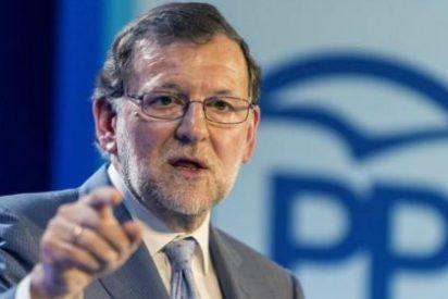 """Rajoy recalca que la """"alternativa"""" al PP son gobiernos """"débiles"""" y """"peleados entre ellos"""""""