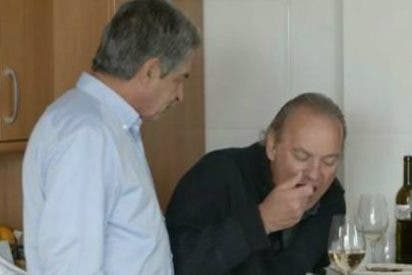 Bertín se convierte con Revilla en el líder absoluto, lo más visto del día y el minuto de oro