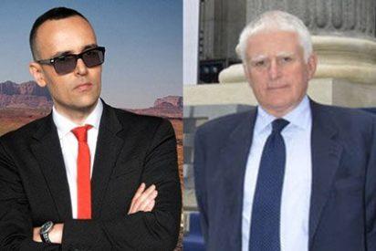"""Vasile le abre de par en par las puertas al """"pesetero"""" Risto Mejide"""