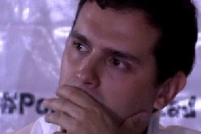 Albert Rivera: sonrisas y lágrimas (de verdad) en la hambrienta y oprimida Venezuela