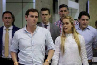 """Albert Rivera: """"Todos los partidos, salvo Podemos, quieren ayudar al diálogo en Venezuela"""""""