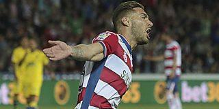 El Granada remonta en plan 'machote' a Las Palmas para seguir fuera del descenso